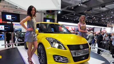 Suzuki Swift S Concept Shown At Australian International Motor Show