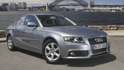 2010 Audi A4 2.0 TDI Launched, New Efficiency Technology Added To A4, A5 2.0 TFSI Models