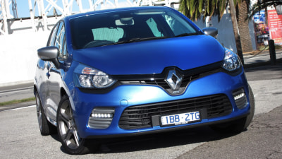 2014 Renault Clio GT Review