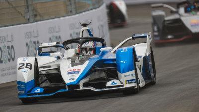 Motorsport: BMW makes winning Formula E debut