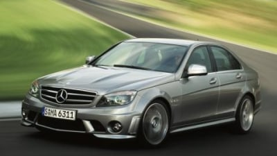 AMG C63 official images and specifications