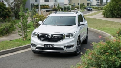 Holden Acadia LTZ-V Road Test Review