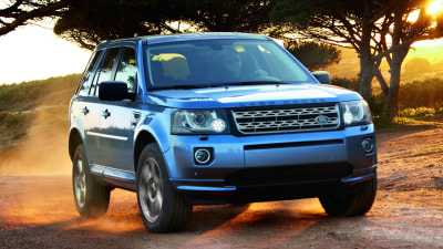 2013 Land Rover Freelander 2 On Sale In Australia From December