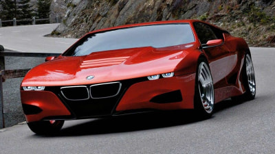 BMW M8: M1 Hommage Supercar Concept Heading For Production At Last?