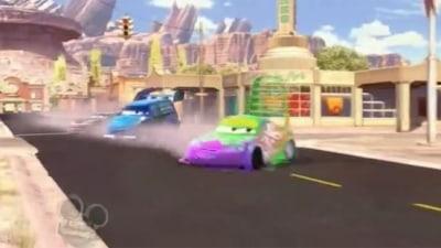 Tokyo Mater - Cars Meets Tokyo Drift In Pixar's New Short Film