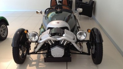 'Carry-On Chaps' - Morgan 3 Wheeler Gets ADR Green Light And New Aero 8 Confirmed