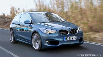 2013 BMW Front-Wheel-Drive 1 Series Model In Development: Report