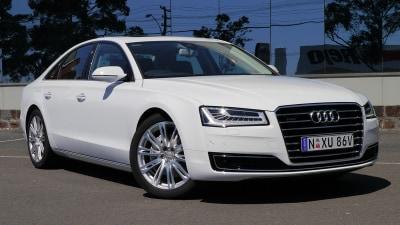 Audi A8 Review: 2014 3.0 TDI Diesel Quattro