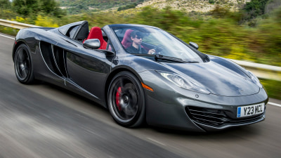 The Dream Comes Closer: McLaren 12C Australian Prices Slashed By $95,000