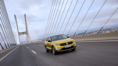 2019 Volkswagen T-Roc Preview Drive