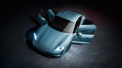 2020 Porsche Taycan 4S revealed