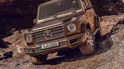 New G-Wagen leaked online