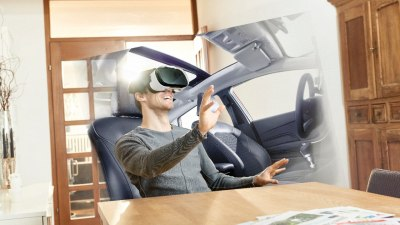 Ford To Bring Test Drives To You Through VR Technology