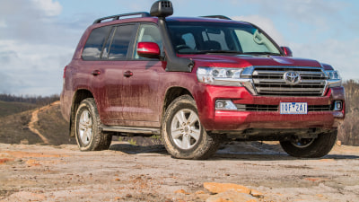 Toyota LandCruiser showroom blackout until 300 Series arrives