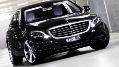 Mercedes-Benz S500 quick spin review