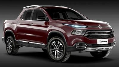 Fiat Toro Pickup Details Emerge