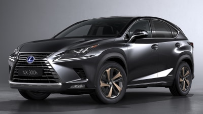 2018 Lexus NX - Early Facelift For Smallest Lexus SUV
