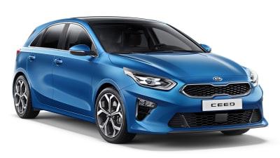 Kia Reveals New Ceed Hatchback