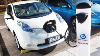 EV Sales Doomed In Australia Without Government Support According To Nissan Chairman