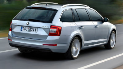 2014 Skoda Octavia Wagon Revealed, Brings New AWD System