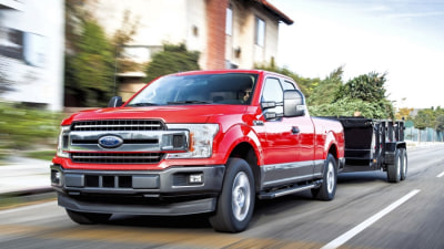 Ford F-150 An Option For Oz