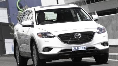 2013 Mazda CX-9 Luxury AWD Review