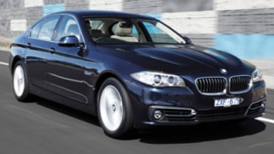 BMW 520i new car review