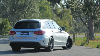 2016 Mercedes-AMG C63 S Estate Review | Thunder And Practicality