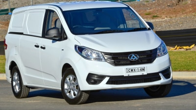 LDV G10 Entry-Level Van Launched In Australia - From $25,990 Drive-Away