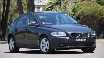2010 Volvo S40 2.0D Powershift Road Test Review