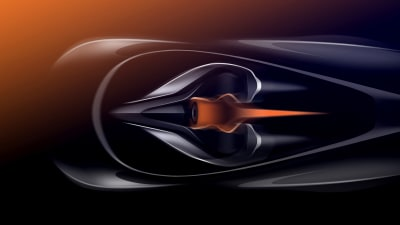 McLaren's new hypercar to be its fastest-ever