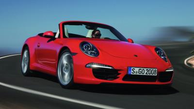 2012 Porsche 911 Cabriolet Revealed
