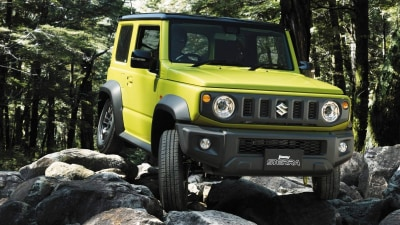 Suzuki confirms on-sale for new Jimny, Vitara