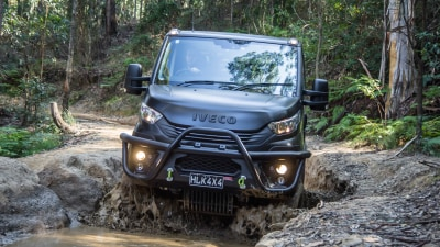 2019 Iveco Daily 4x4 review