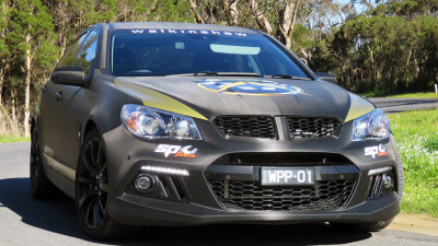2014 Walkinshaw Supercharged V8 Review: 500kW And 550kW - Release The Beast
