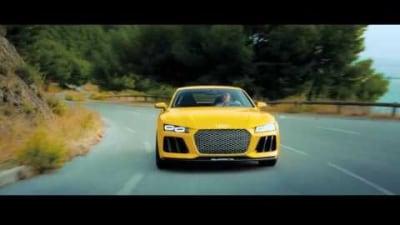 Audi Sport Quattro Concept Gets A Driving Promo: Video