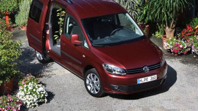 2011 Volkswagen Caddy Launched In Australia