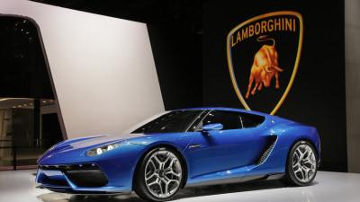 Lamborghini Considers Adding 2+2 Coupe To Growing Range