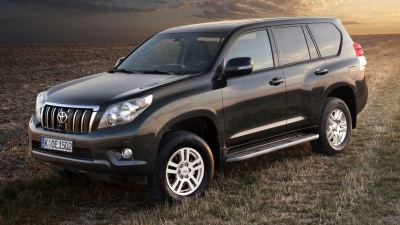 2011 Toyota Prado Update Revealed, Not Coming To Australia