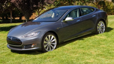 Tesla Model S Review: P85 Preview Drive