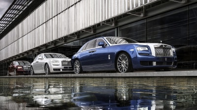 Rolls-Royce Ghost Zenith Collection revealed