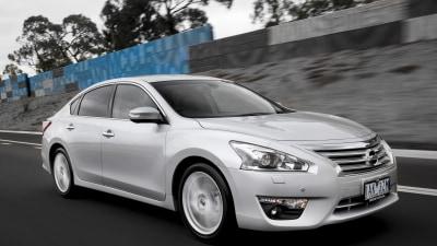 Nissan non-committal on passenger car future