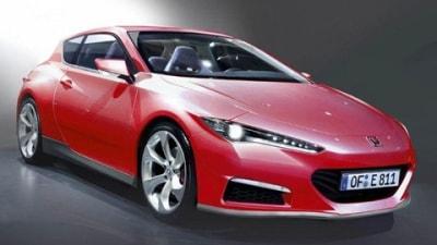 Real or Rendering? 2010 Honda Civic Pics Surface