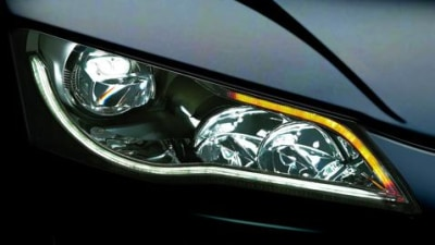 LED Sled: Audi R8 now offers fully LED headlamps