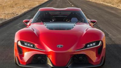 Next-Generation Toyota Supra To Use Twin-Turbo Lexus V6?