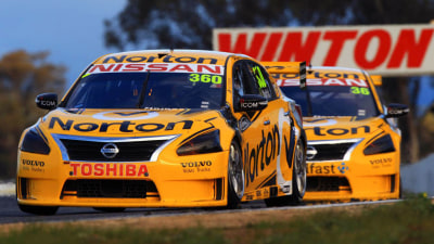 V8SC: Nissan Claims First Australian One-Two Finish In 21 Years - Video