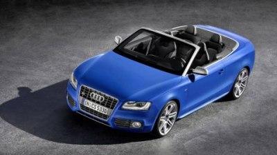 2009 Audi A5 And S5 Cabriolets