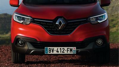 Renault Planning 7-Seat Koleos: Report