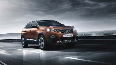 2017 Peugeot 3008 - Price And Features For Australia