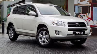 Toyota RAV4 Altitude On Sale In Australia